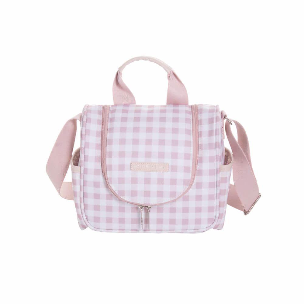 Frasqueira Térmica Emy Sorvete Rosa - Masterbag Baby