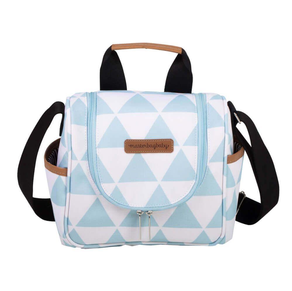 Frasqueira Térmica Masterbag Baby  Emy Manhattan Azul