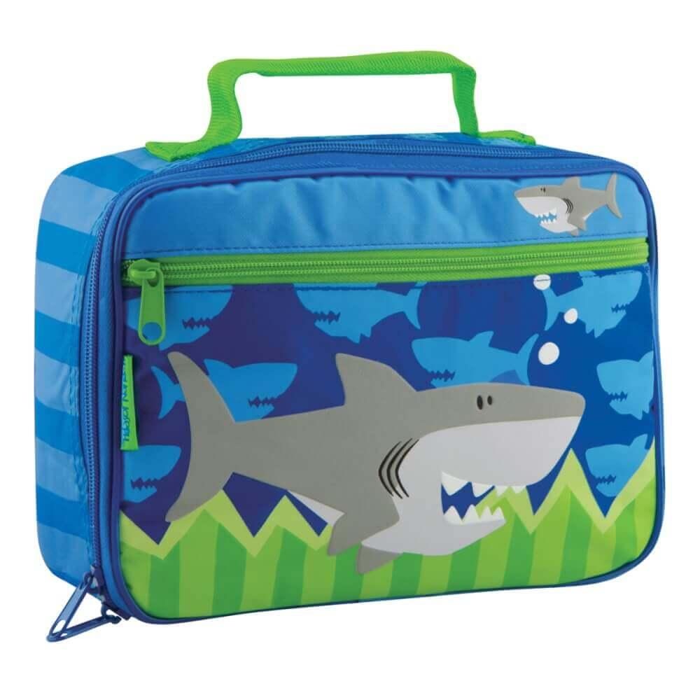 Lancheira Stephen Joseph Infantil Clássica Tubarão