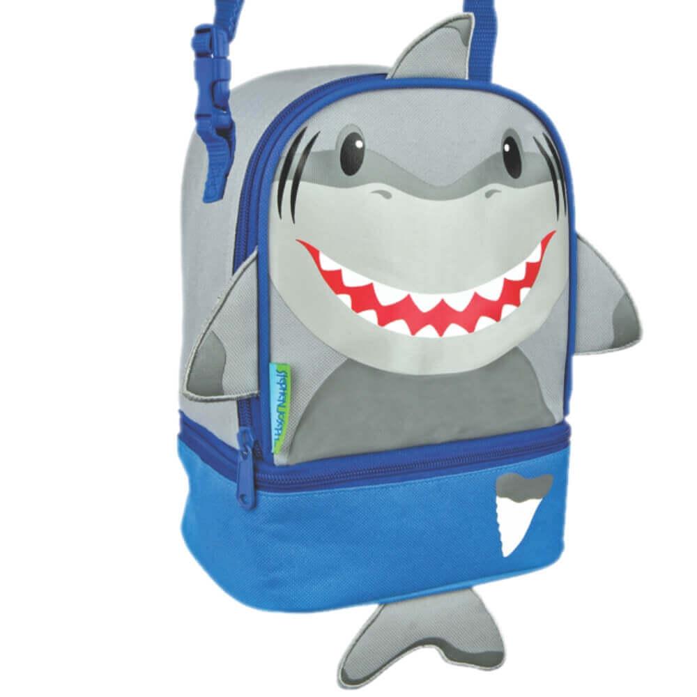 Lancheira Stephen Joseph Infantil Tubarão