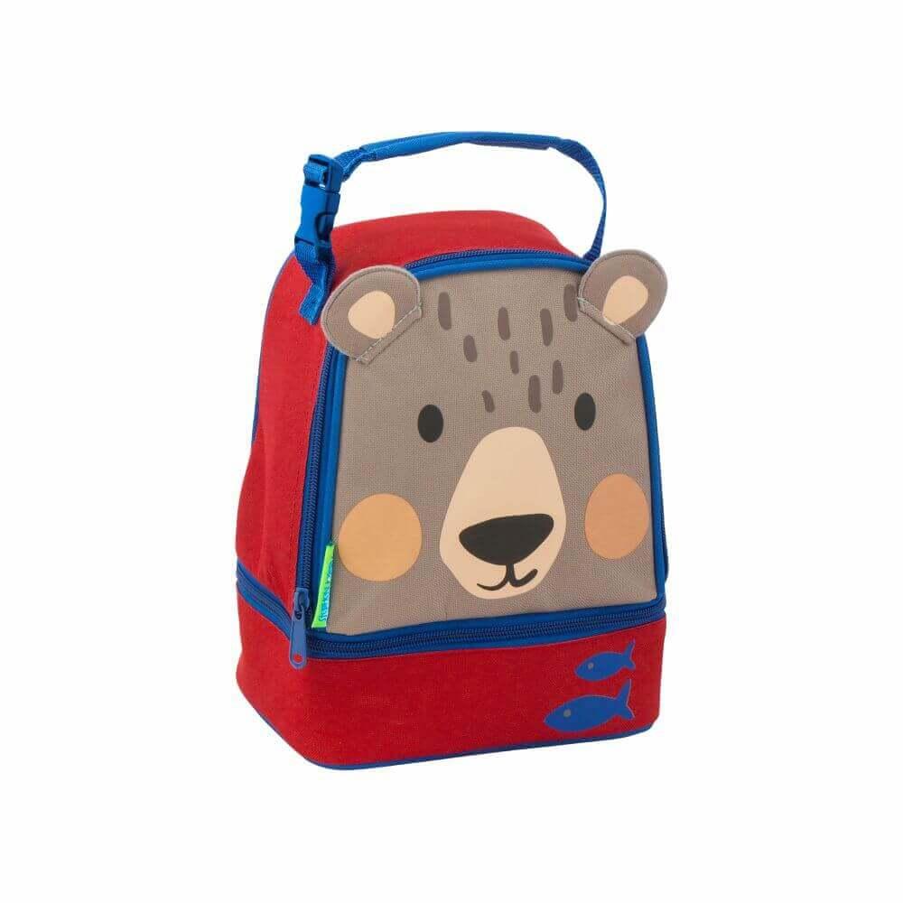Lancheira Stephen Joseph Infantil Urso