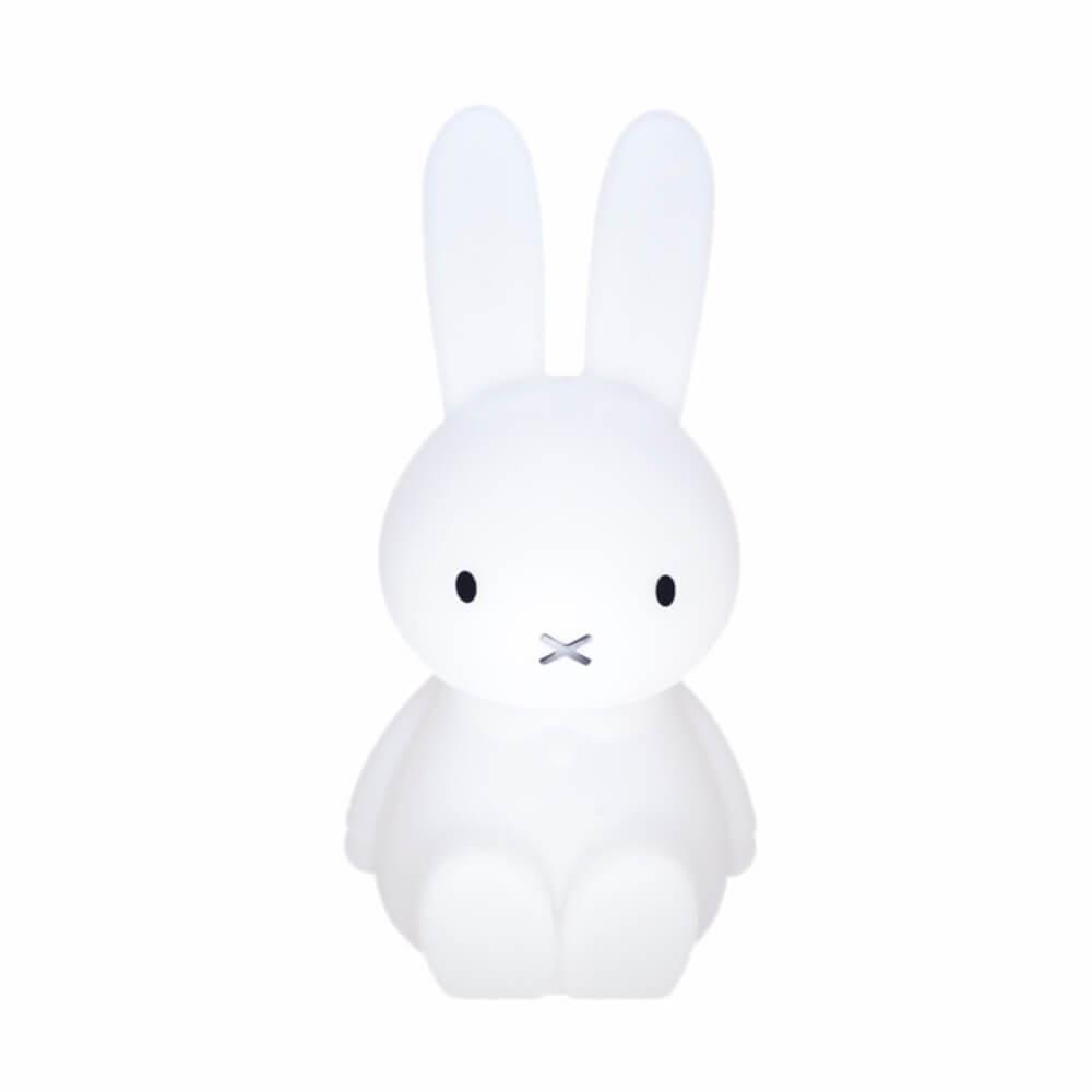 Luminária Coelha Miffy® Natural com Fio