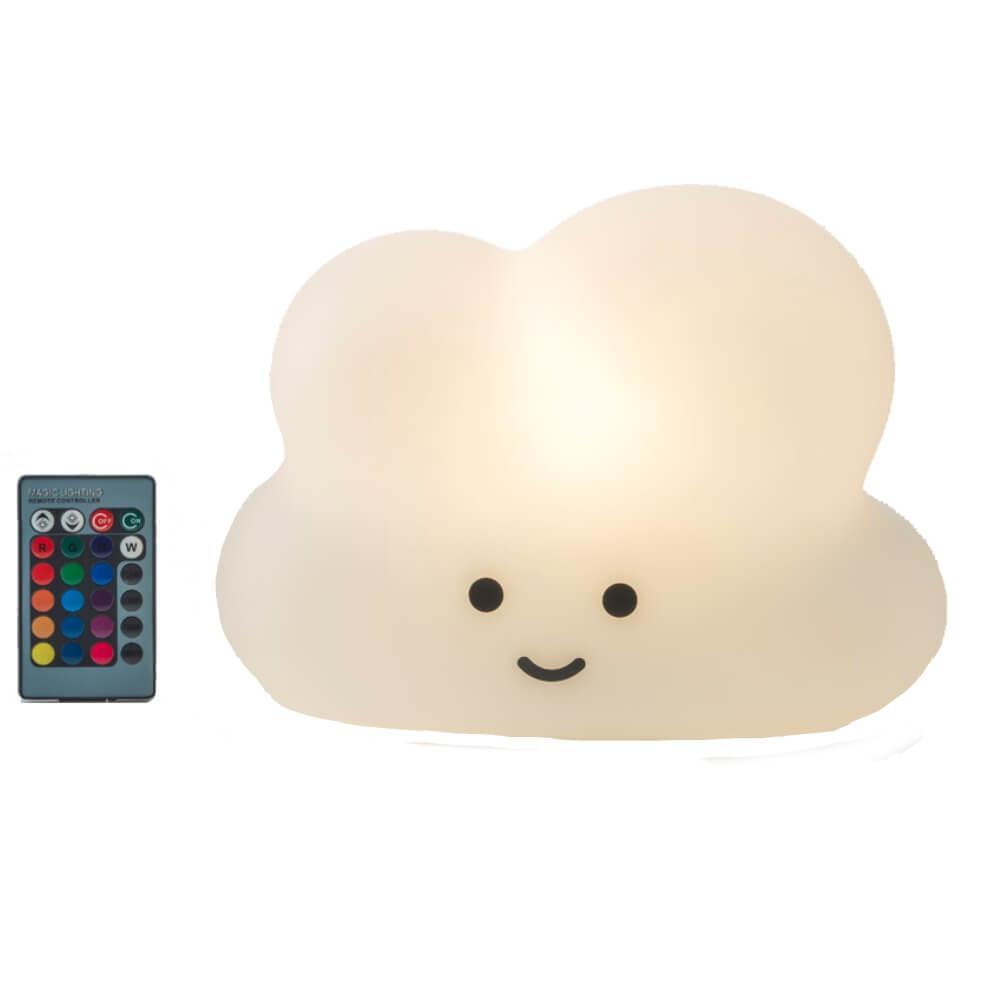 Luminária de Nuvem LED sem fio