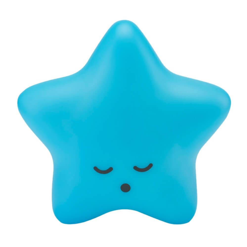 Luminária Estrela Azul