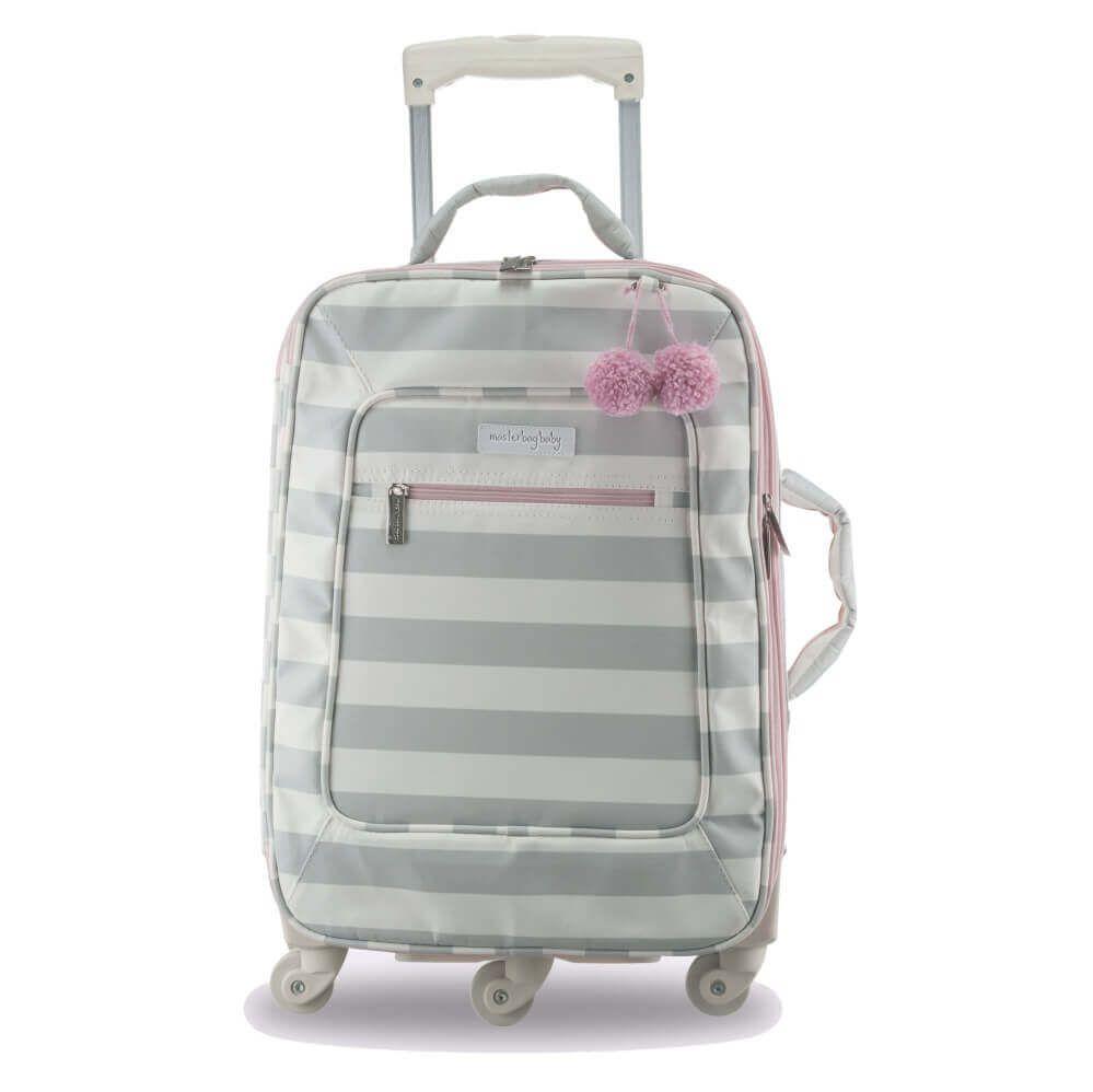 Mala de Rodinhas Masterbag Baby Candy Pink