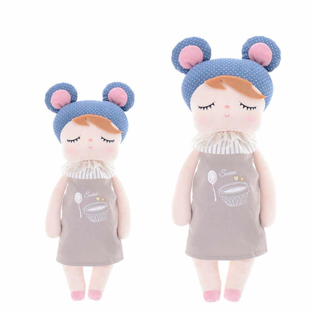 Metoo Doll Boneca Angela Doceira Retro Bear (Unidade)