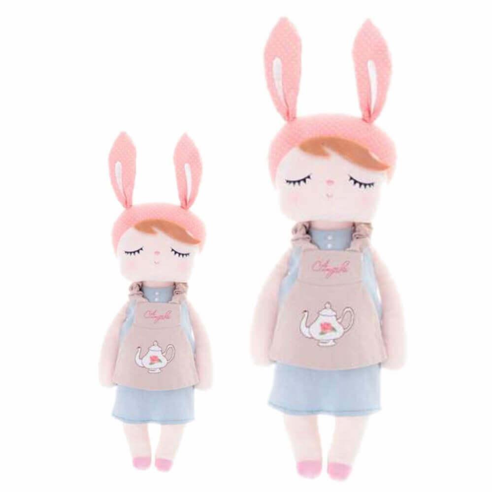Metoo Doll Boneca Angela Doceira Retro Bunny (Unidade)