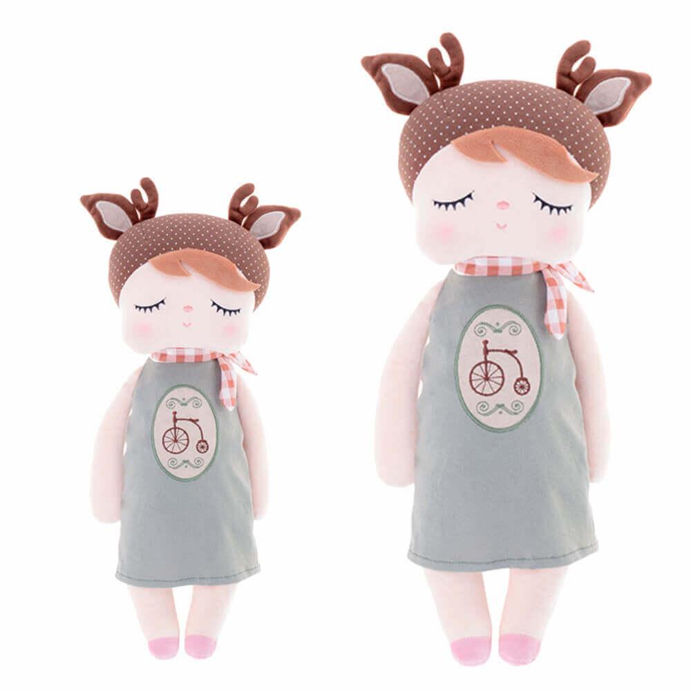 Metoo Doll Boneca Angela Doceira Retro Deer (Unidade)