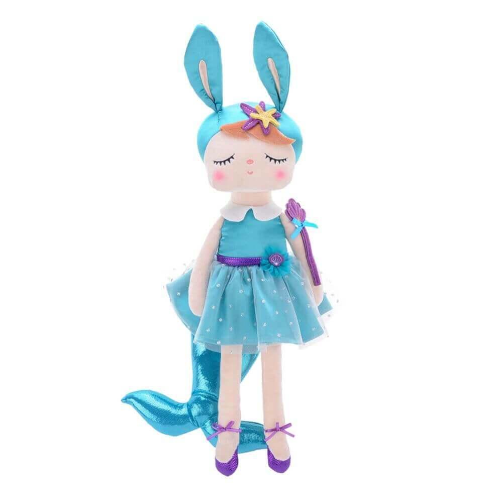Metoo Doll Boneca Angela Fada Sereia