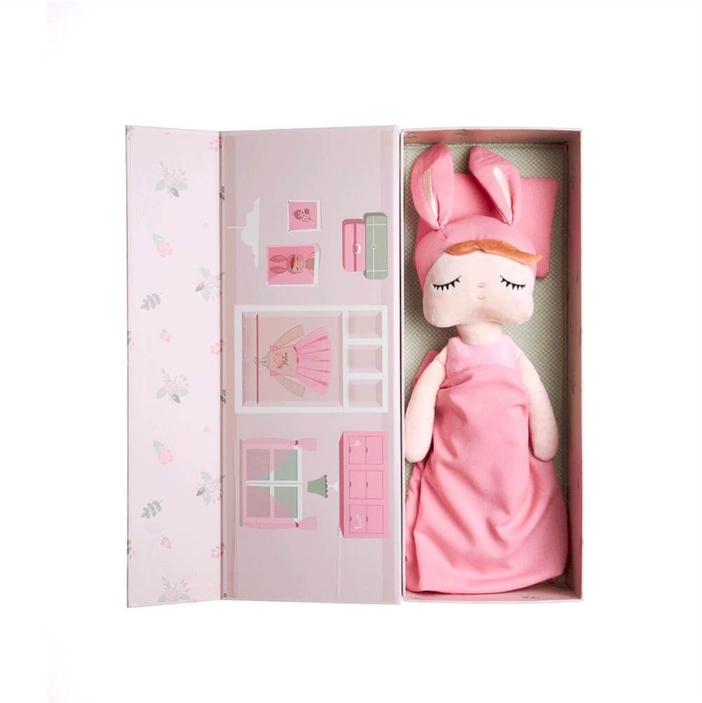 Metoo Doll Boneca Angela Fashion