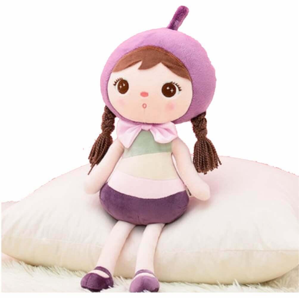 Metoo Doll Boneca Jimbao Amora Girl