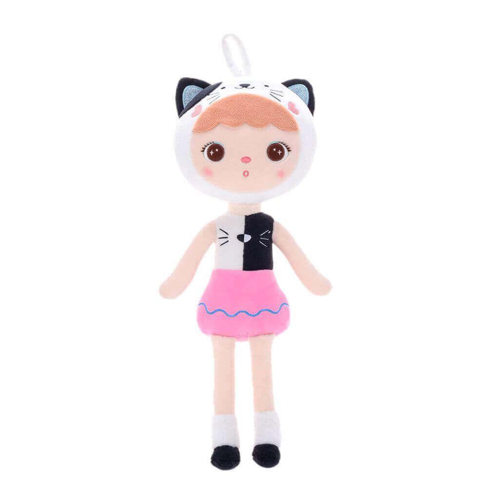 Metoo Doll Boneca Jimbao Gatinha