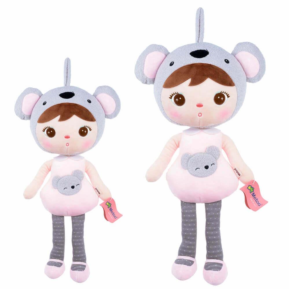 Metoo Doll Boneca Jimbao Koala Girl (Unidade)