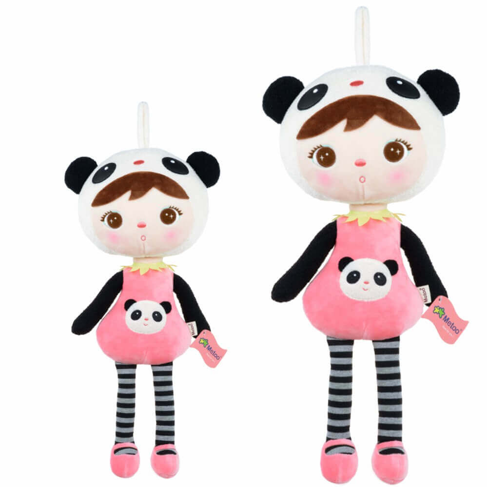 Metoo Doll Boneca Jimbao Panda Girl ( Unidade)