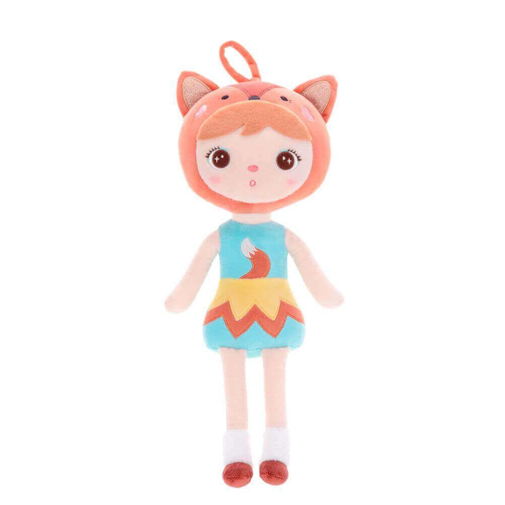 Metoo Doll Boneca Jimbao Raposinha