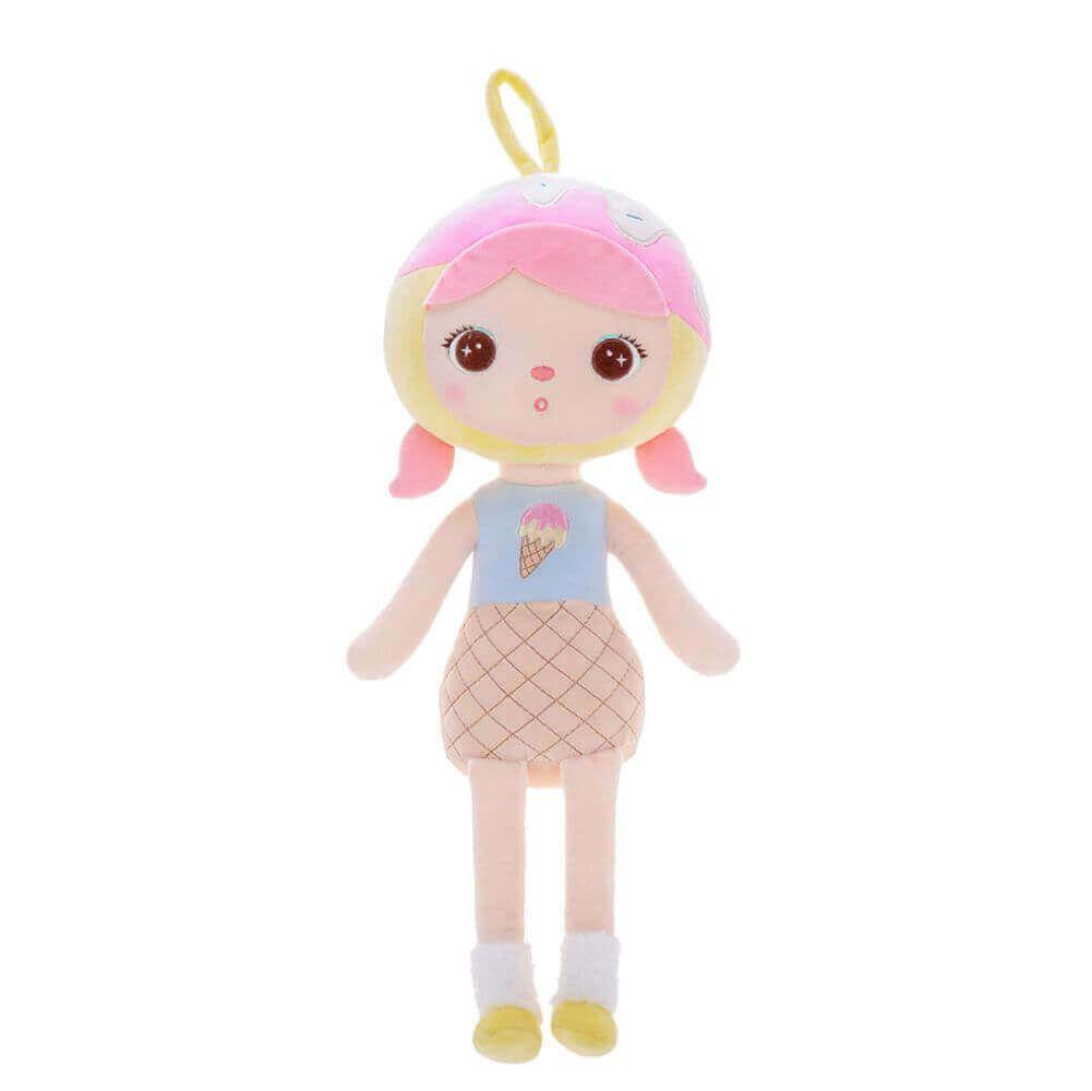 Metoo Doll Boneca Jimbao Sorvete