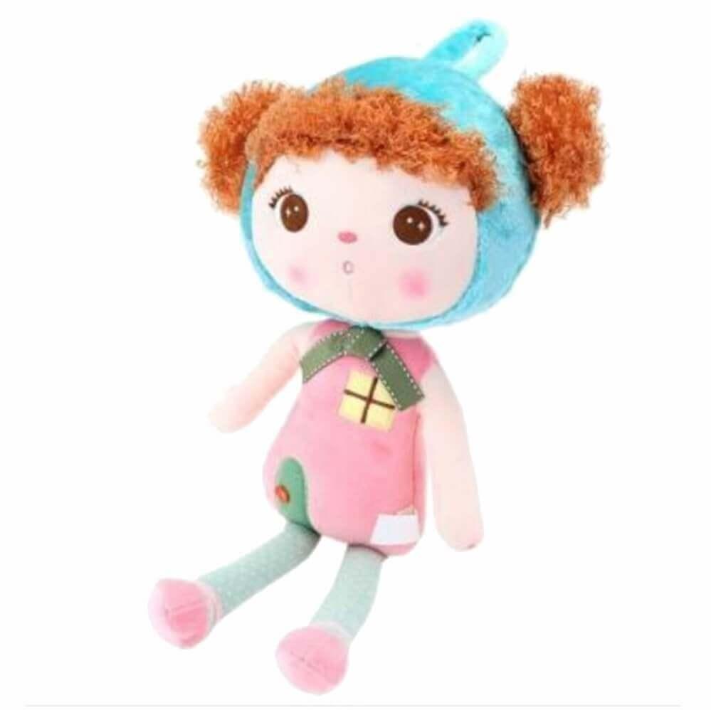 Metoo Doll Boneca Jimbao Sweet Home Girl