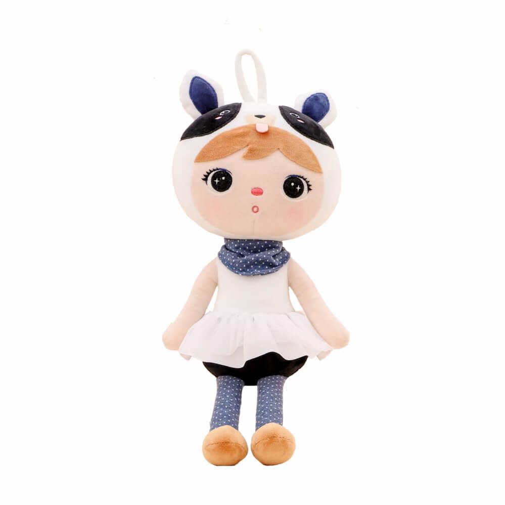 Metoo Doll Boneco Jimbao Dog