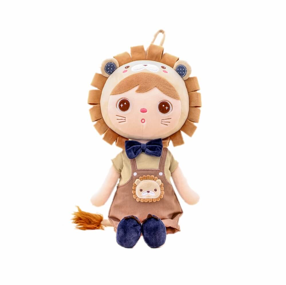 Metoo Doll Boneco Jimbao Leão