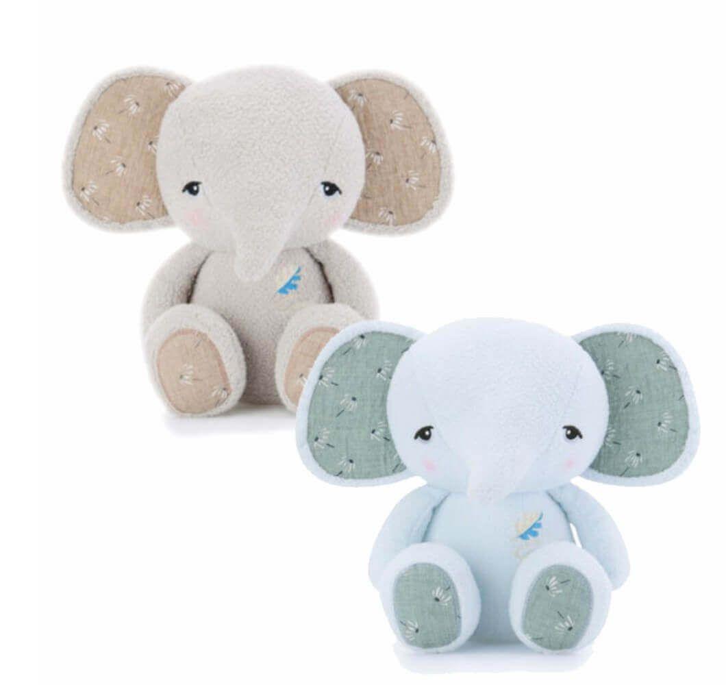 Metoo Doll Elefante Infantil de Pelúcia (Unidade)