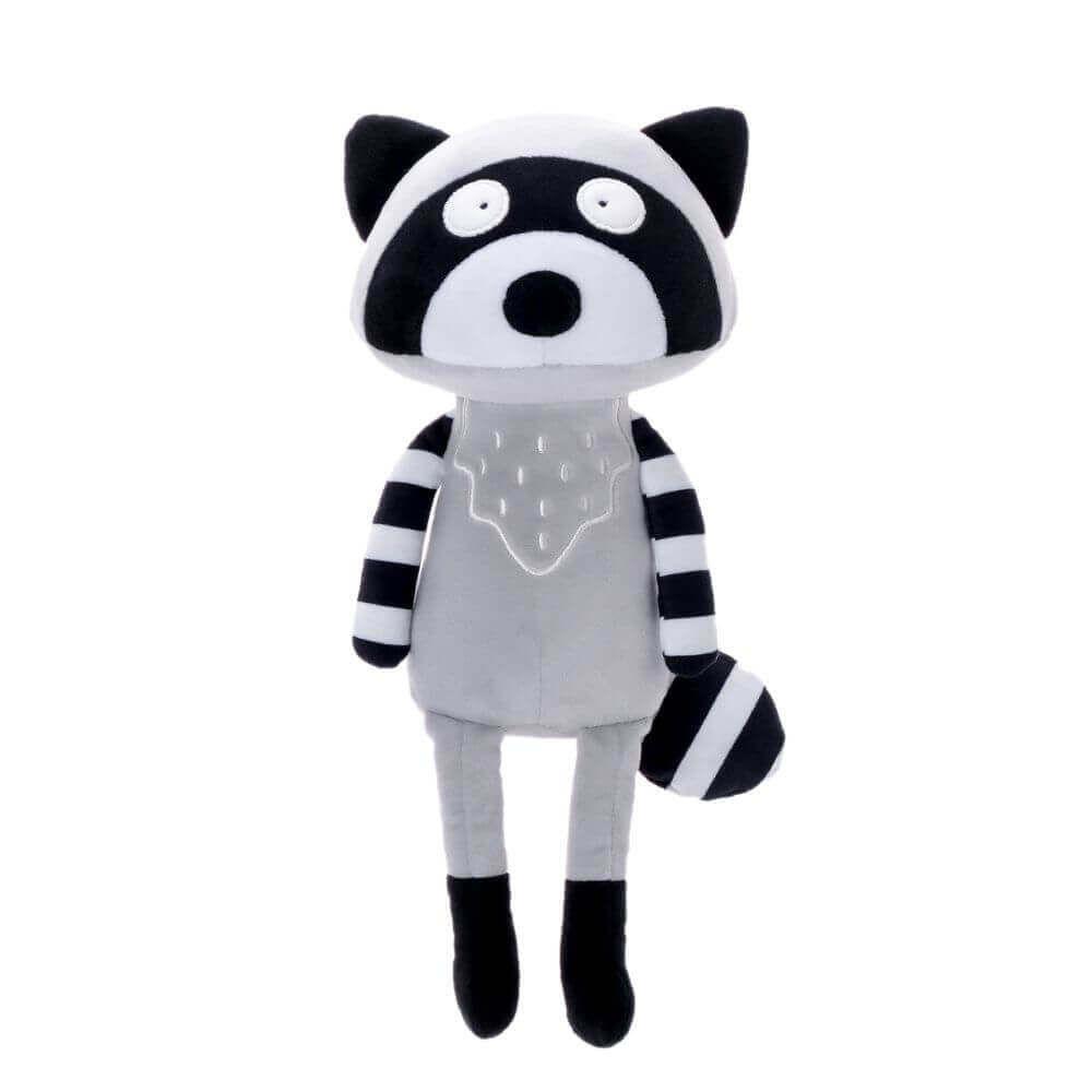 Metoo Doll Guaxinim Cinza de Pelúcia (Unidade)