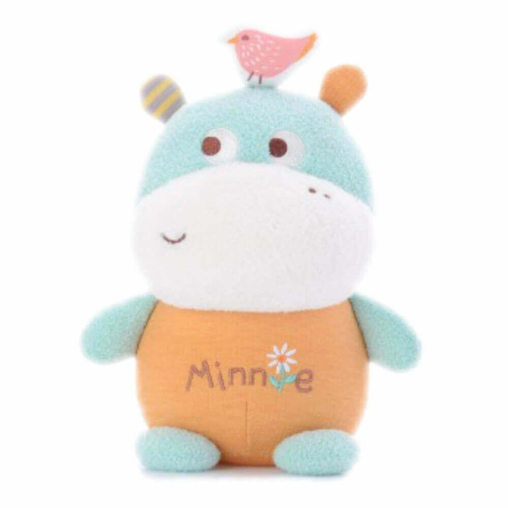 Metoo Doll Hipopótamo de Pelúcia (Unidade)