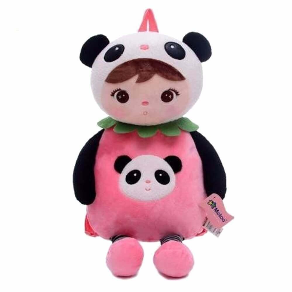 Metoo Doll Mochila Infantil Panda