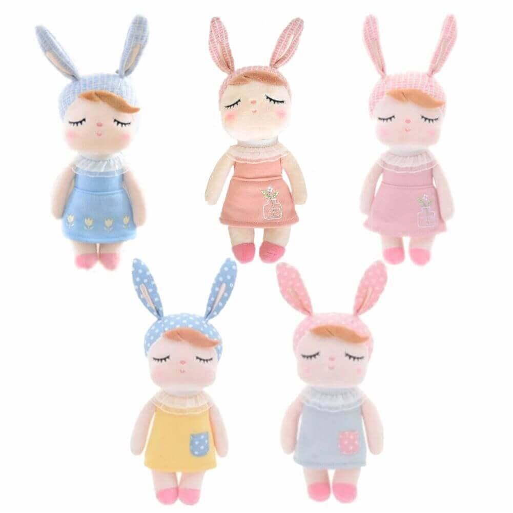 Mini Bonecas Ângela - Metoo Doll (Unidade)