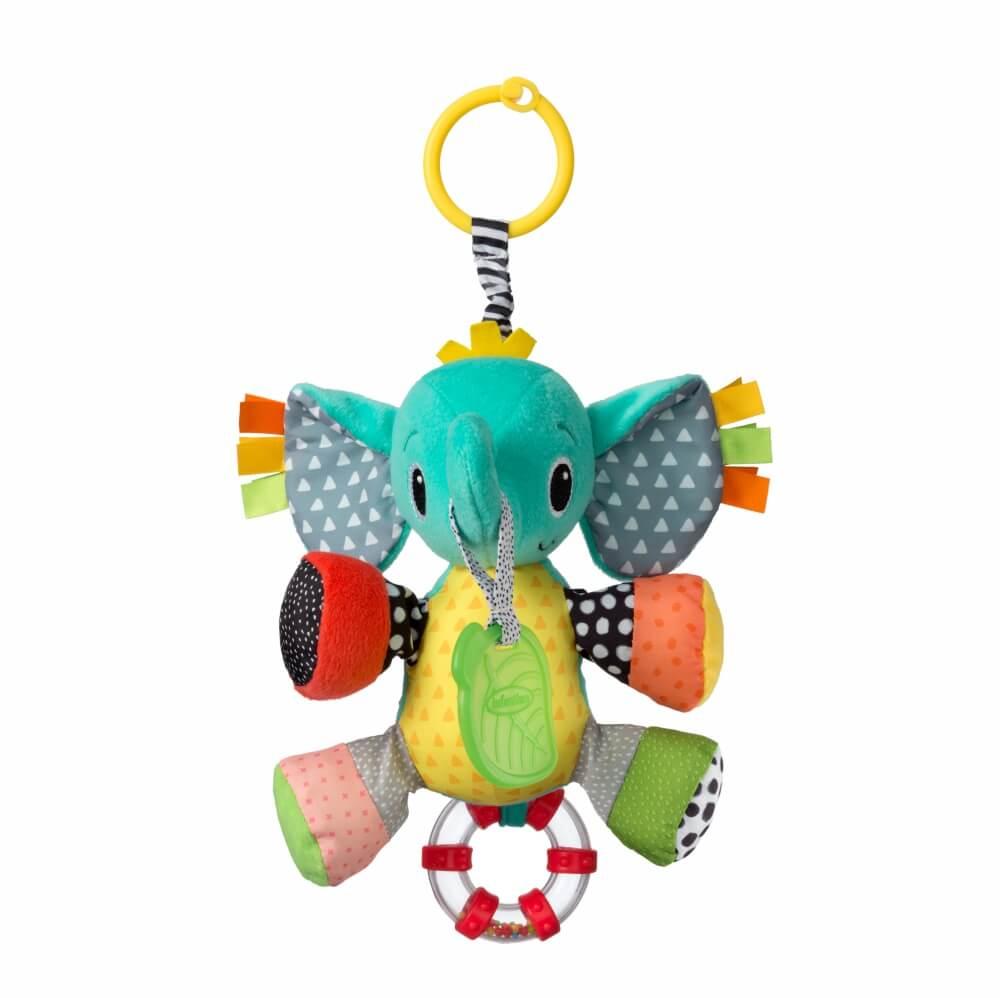 Mobile com Mordedor Elefante - Infantino