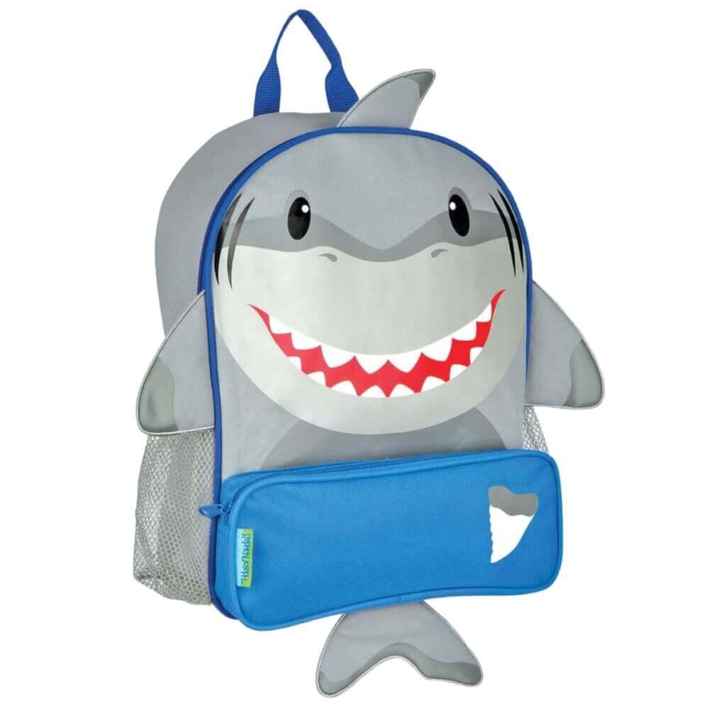 Mochila Escolar Stephen Joseph Infantil Tubarão