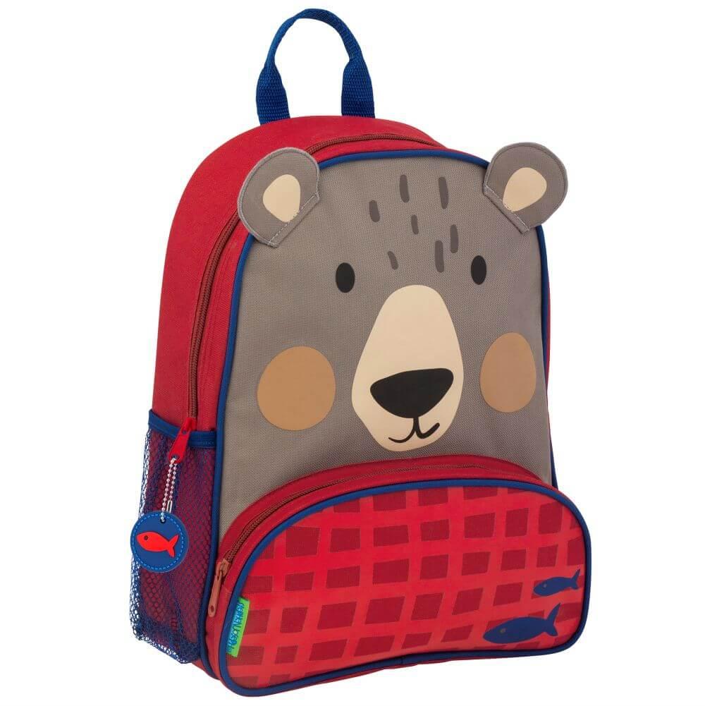 Mochila Escolar Stephen Joseph Infantil Urso