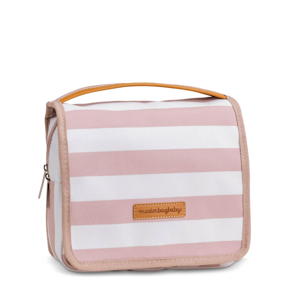 Nécessaire para Viagem Brooklyn Rosa - Masterbag Baby