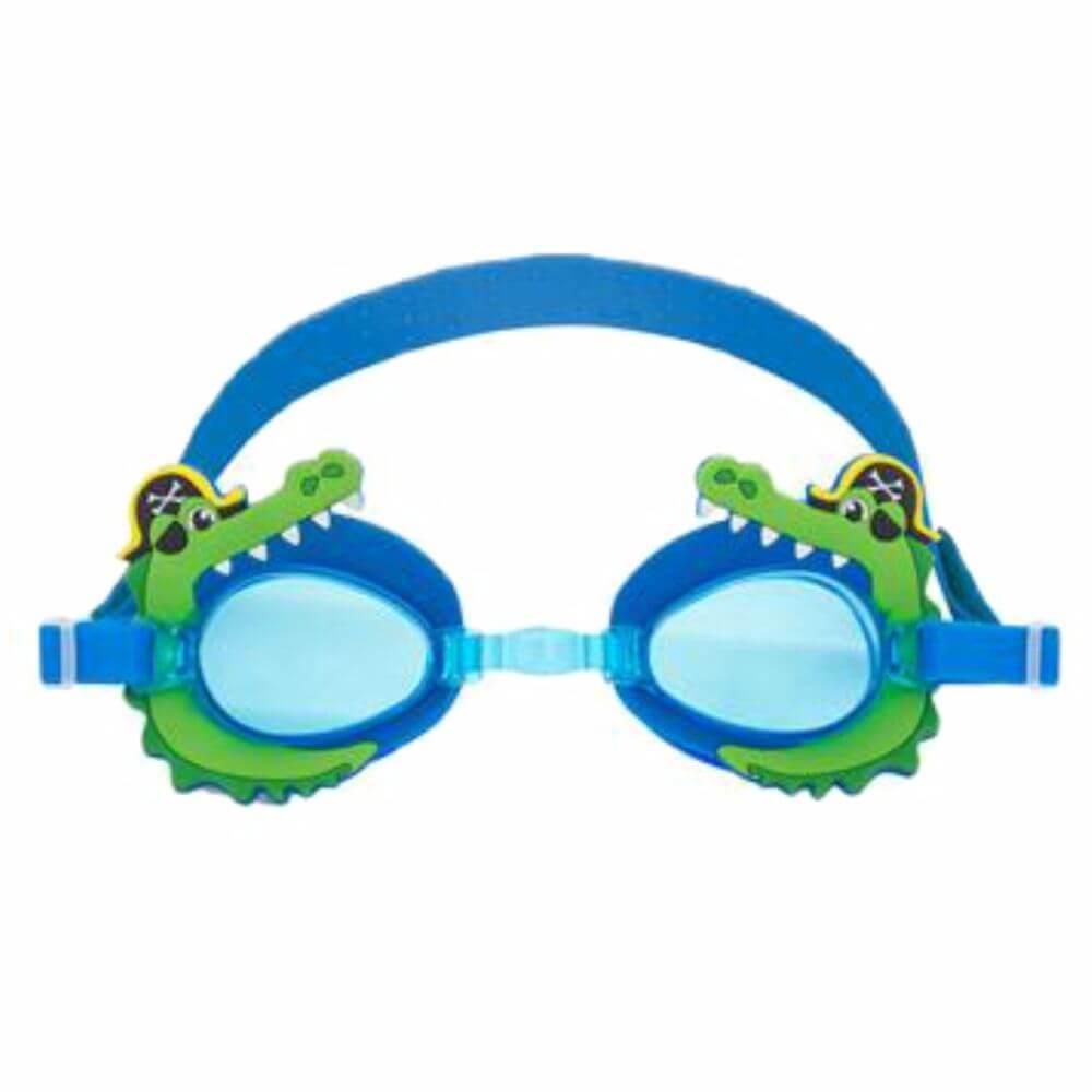 Óculos de Natação Stephen Joseph Jacaré