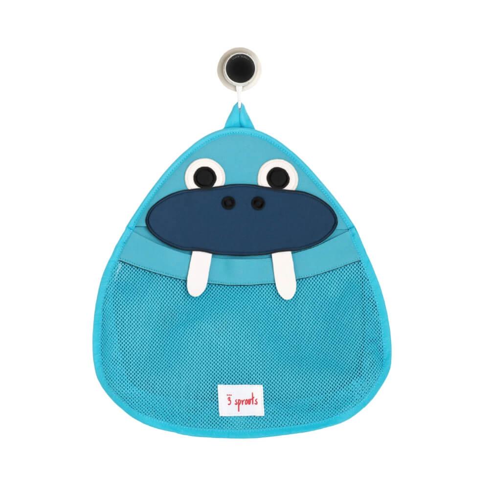 Organizador de Brinquedos de Banho Leão Marinho - 3 Sprouts