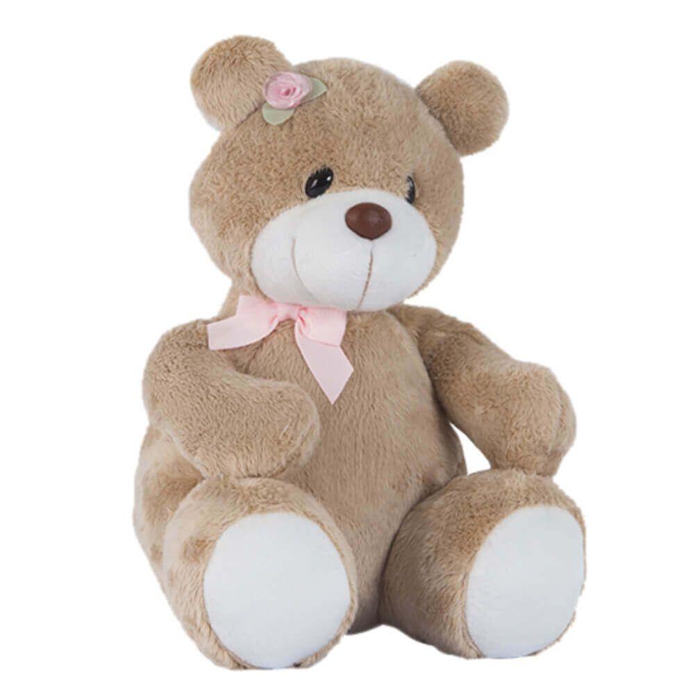 Pelúcia Peso de Porta - Ursa