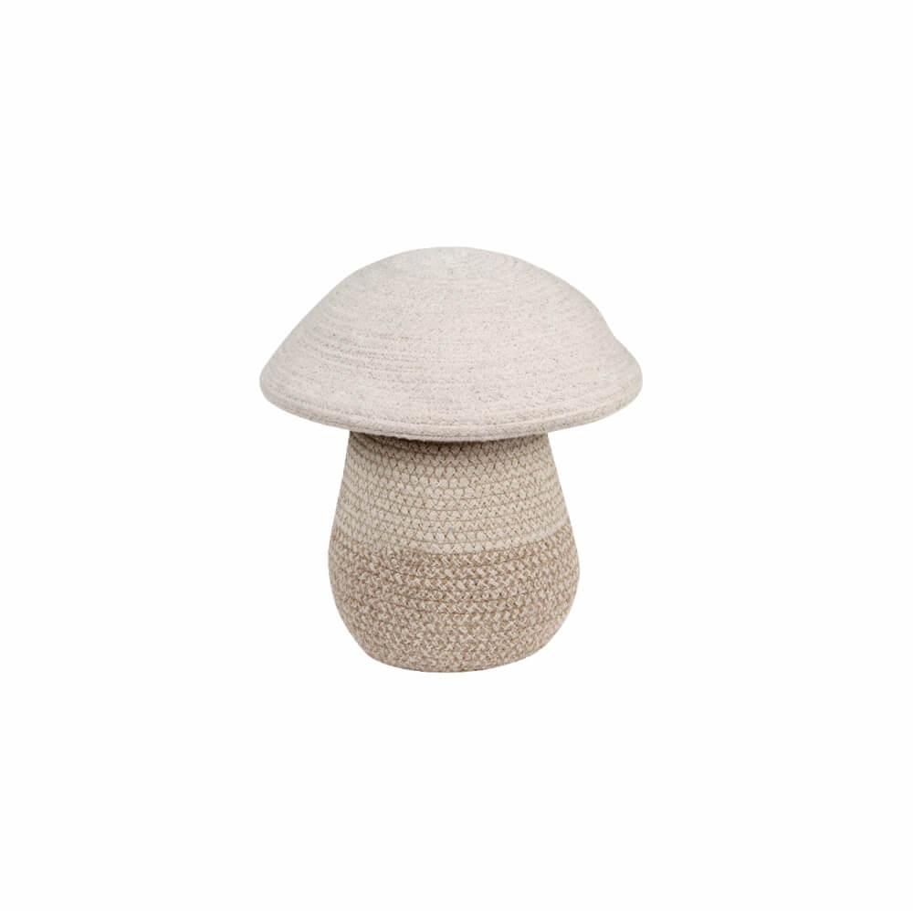 [Pré-venda] Cesto Baby Mushroom - Lorena Canals