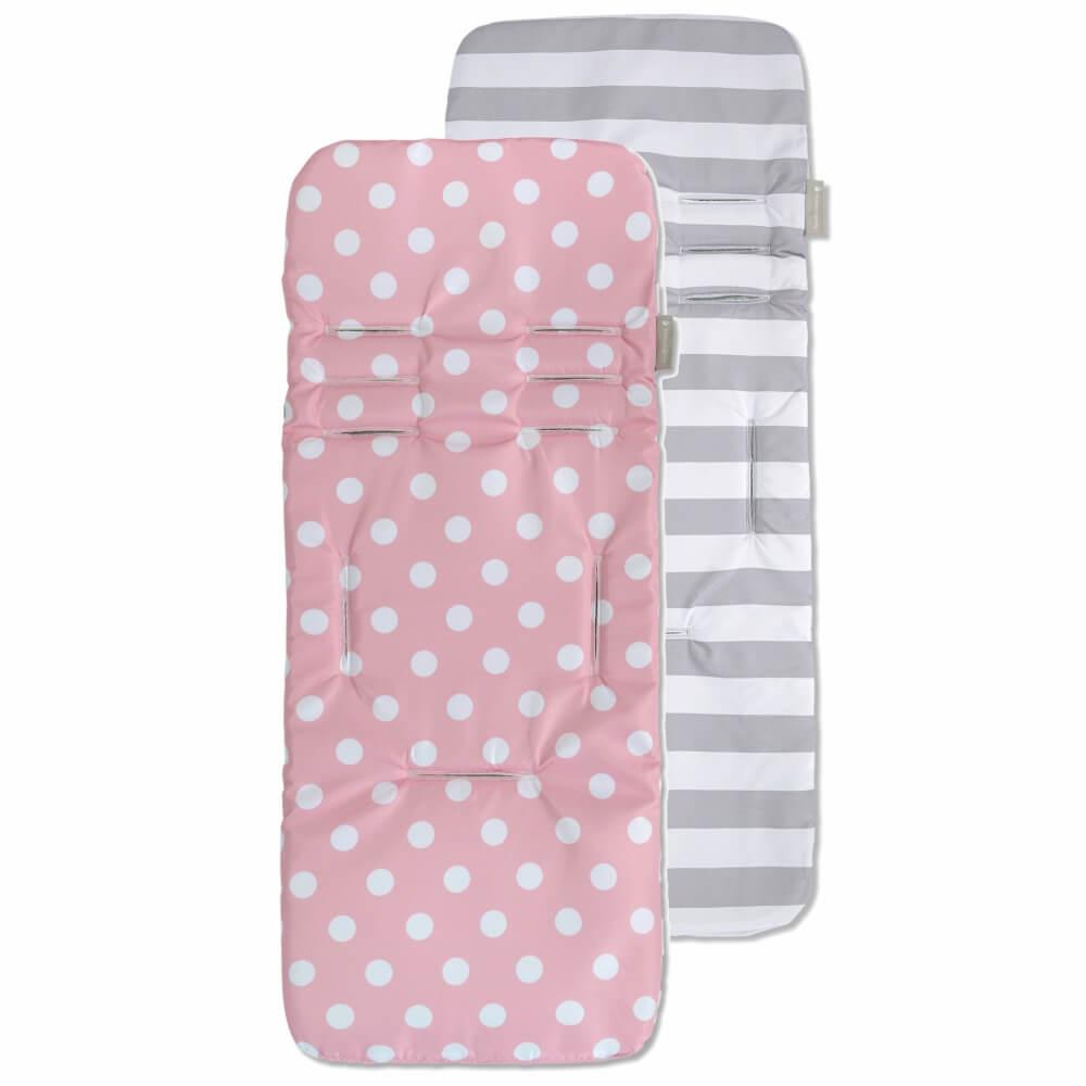 Protetor de Carrinho Dupla Face Candy Pink - Masterbag Baby