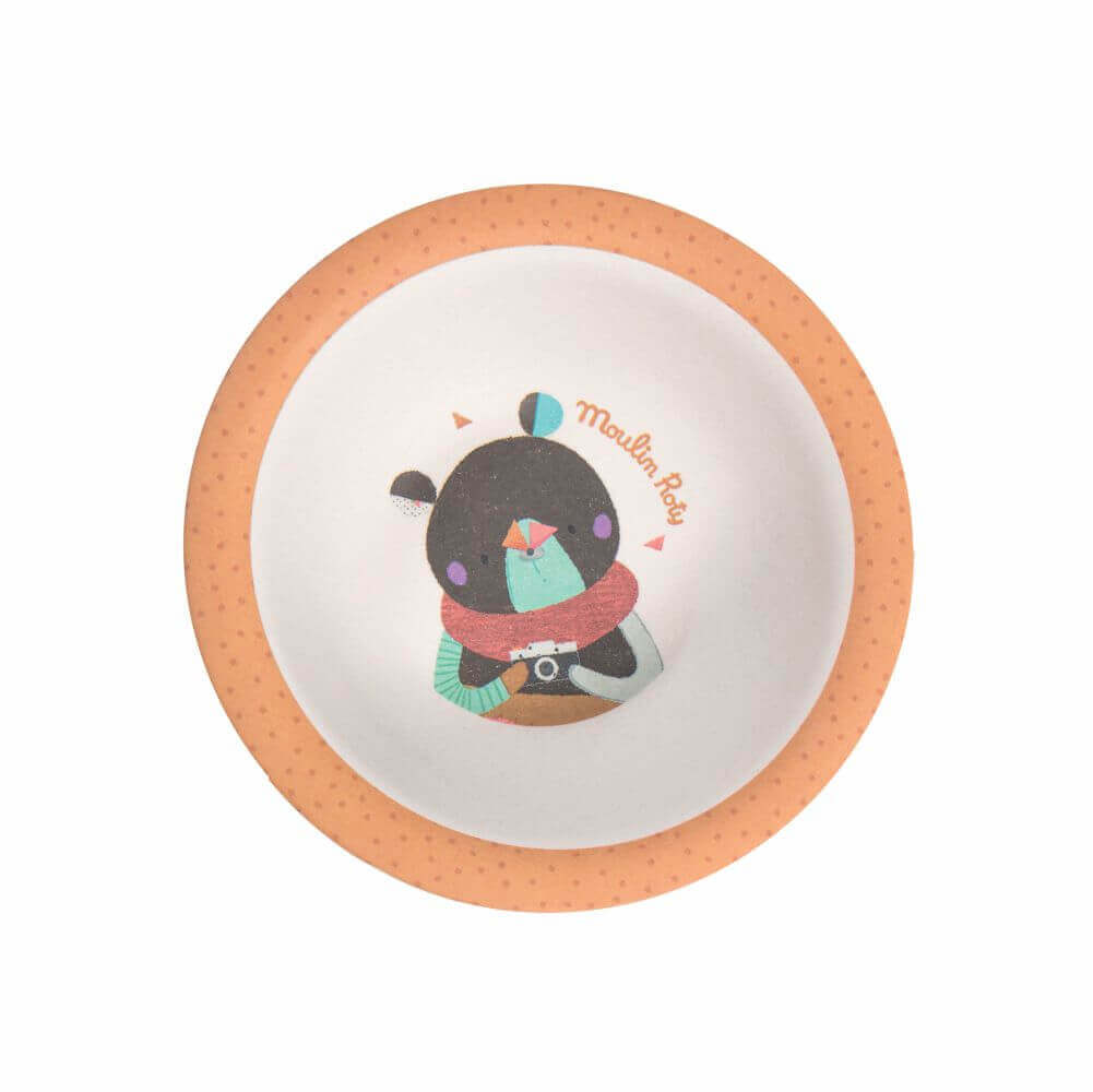 Tigela (Bowl) Infantil de Bambu