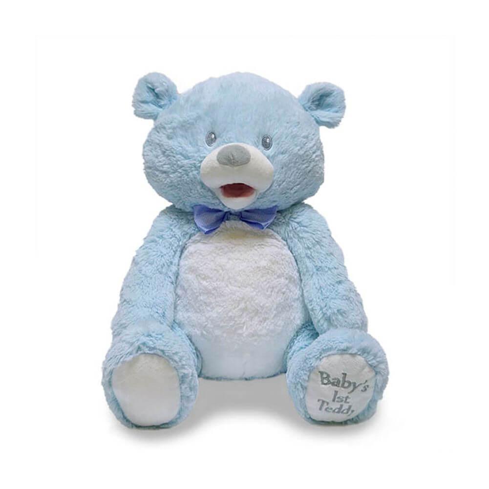 Urso Cantor Teddy de Pelúcia - Cuddle Barn