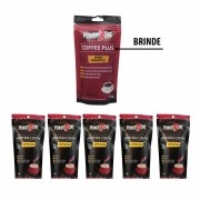 KIT CAFEINA 5 PROTEIN COFFEE + BRINDE