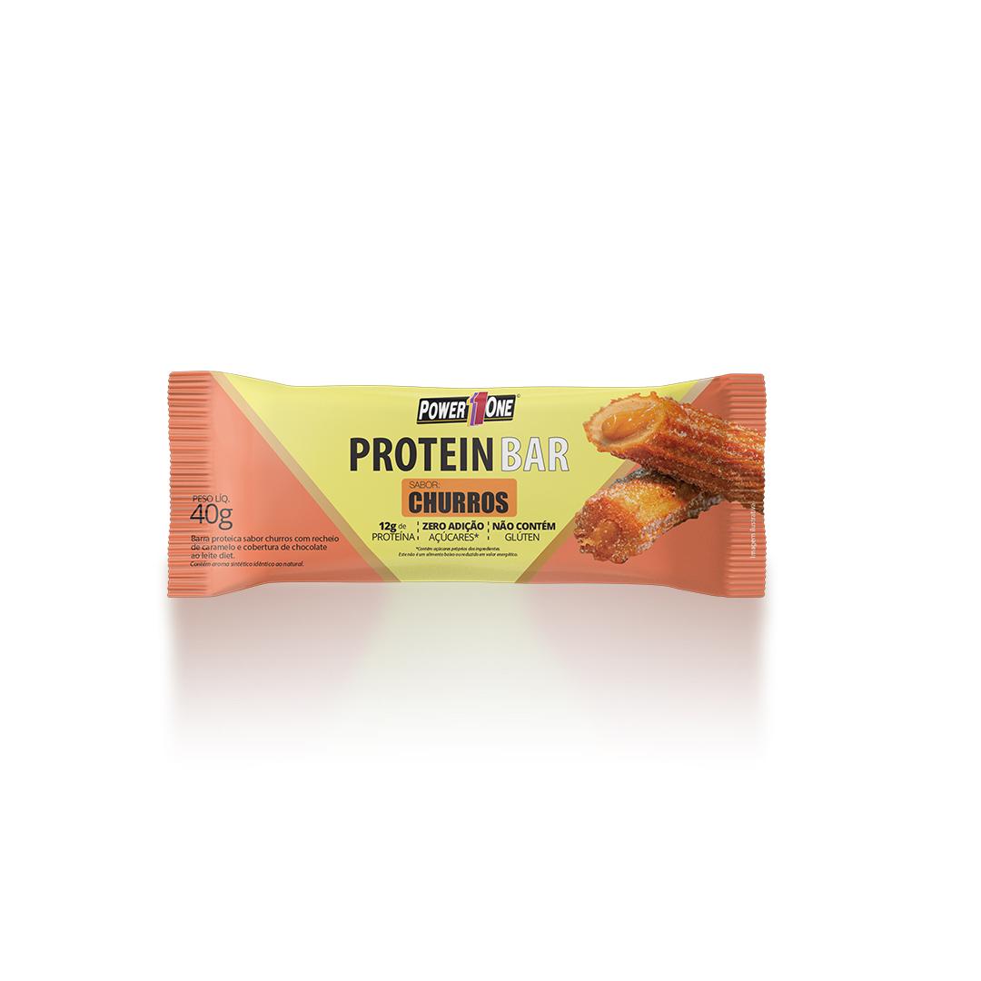 Barra de Proteína sabor Churros 40g