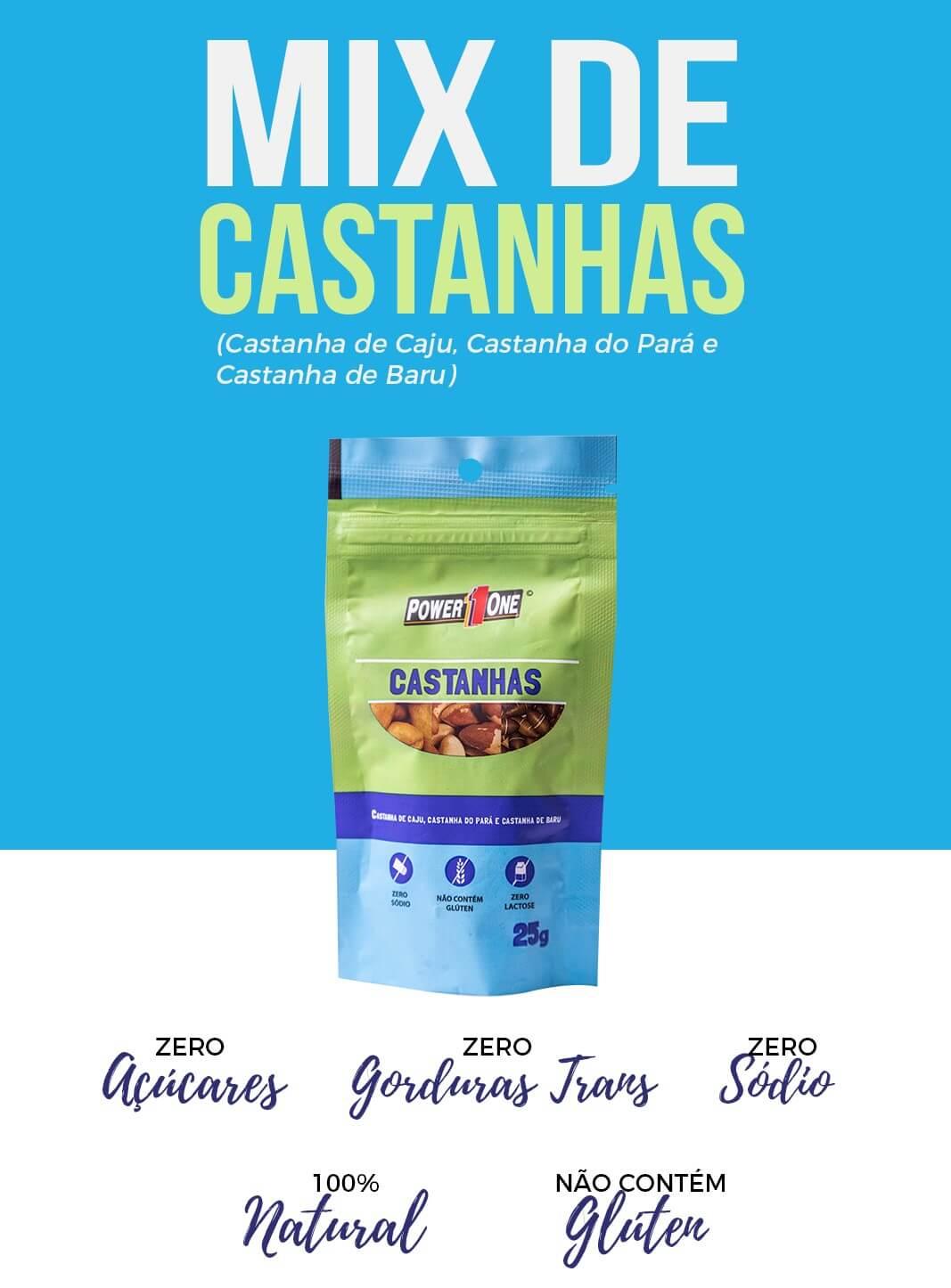 MIX CASTANHAS 25g