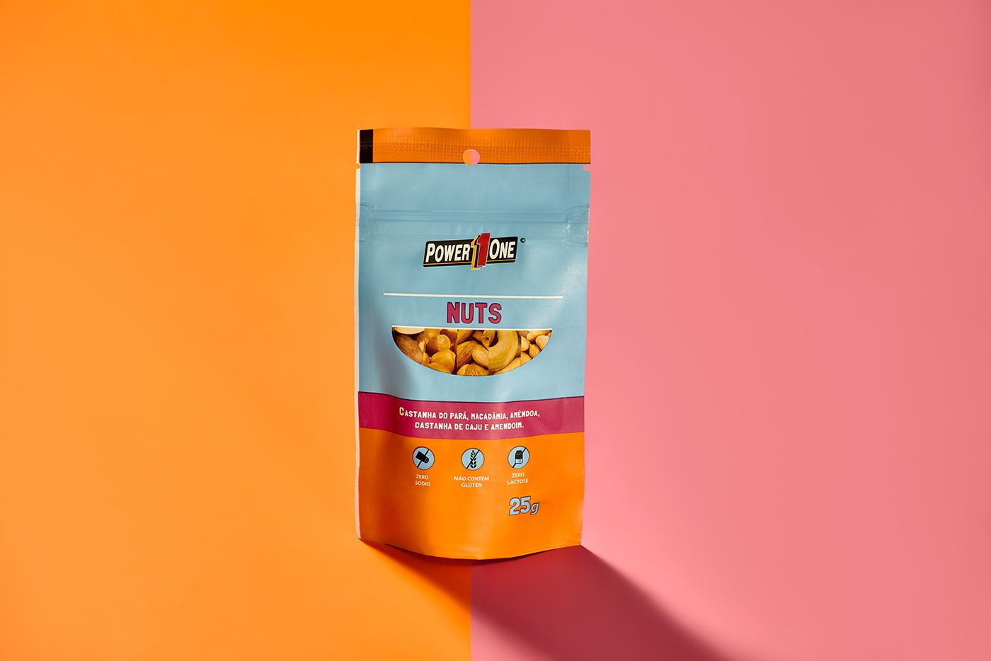 NUTS 25g