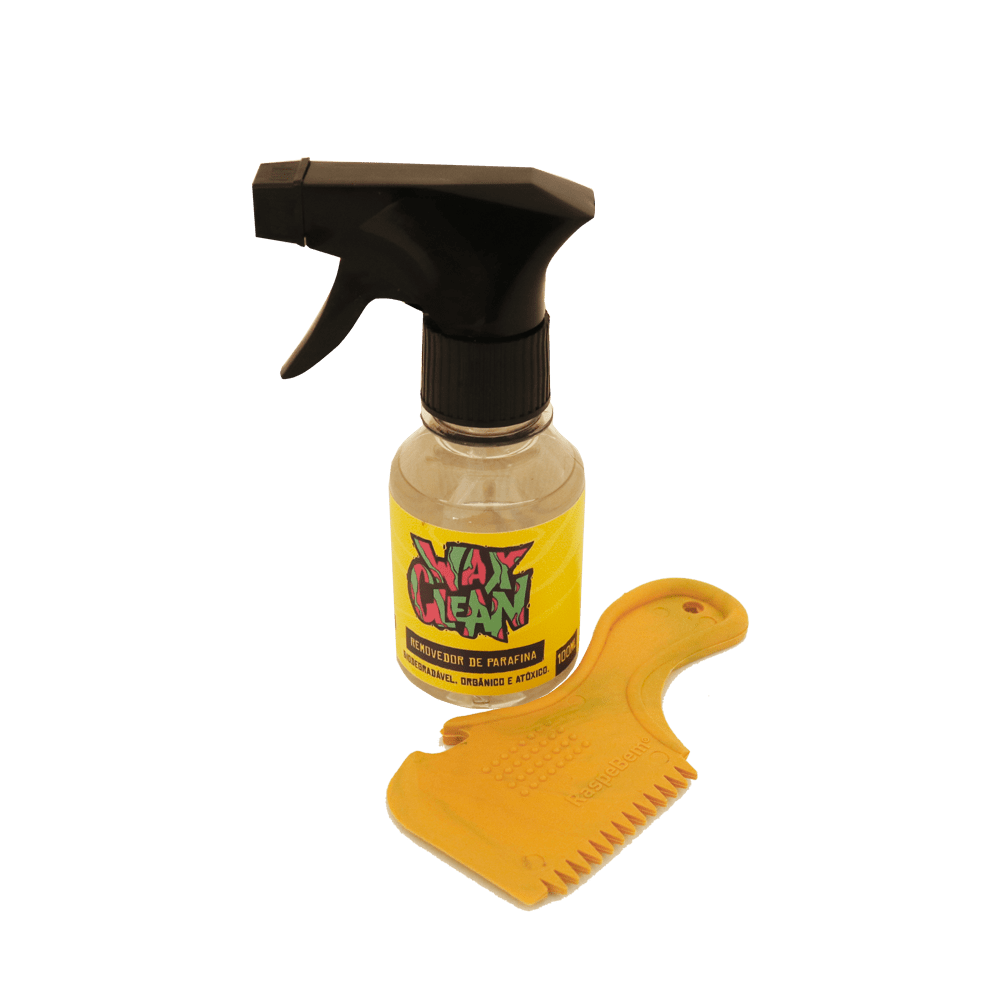 KIT01 - Wax Clean LORD + Raspador Ecológico RASPEBEM