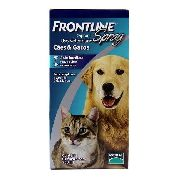 Frontline Spray 250ml Antipulgas E Carrapatos P/ Cães/gatos