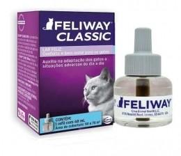 Feliway Classic Refil Ceva 48ml