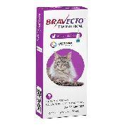 Antipulgas Bravecto Transdermal Gato 6,25-12,5kg