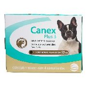 Canex Plus 3 Ceva 4 Comprimidos