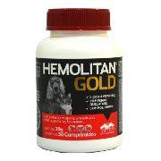 Hemolitan Gold 30g (30 Comp.) - Vetnil