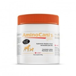 Aminocani's Pet 100g Avert - Suplemento Cães